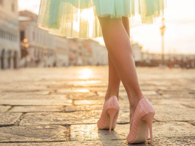 Pantofi eleganti dama cu toc mediu reduceri