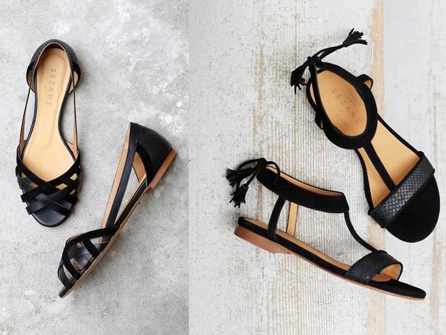 Sandale dama fara toc ce modele se poarta