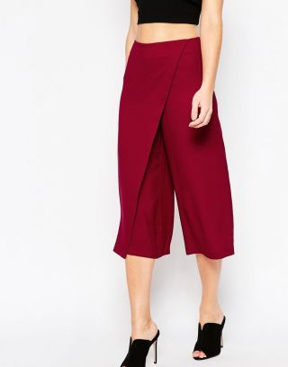 Cumpara Fusta pantalon lunga eleganta