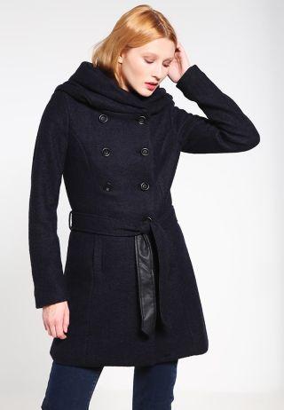 palton cu gluga dama casual