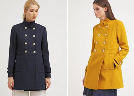 palton tommy hilfiger femei elegant
