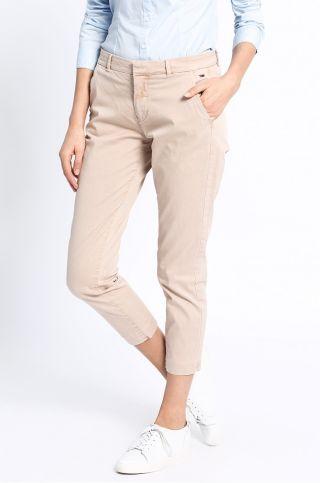 pantaloni dama conici casual