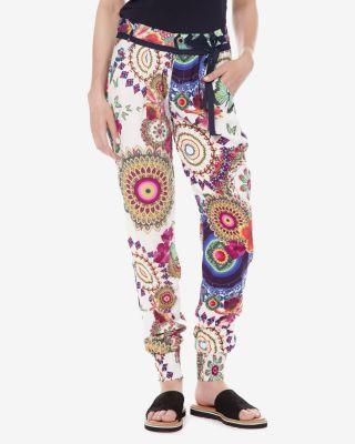 Cumpara Pantaloni desigual dama colorati