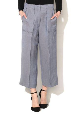 Cumpara Pantaloni largi cu talie inalta