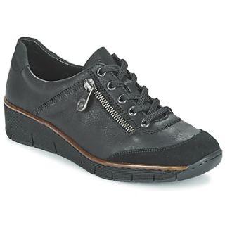pantofi casual dama rieker piele
