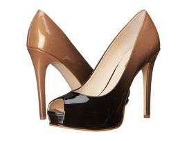 pantofi cu platforma guess decupati la varf
