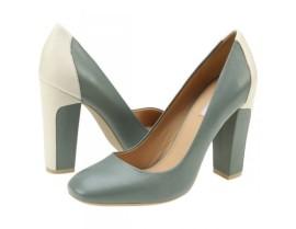 pantofi cu toc gros mediu geox