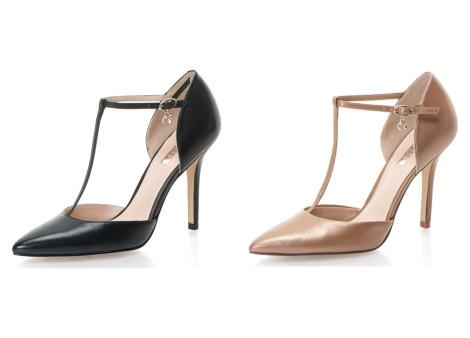 pantofi cu toc inalt guess eleganti
