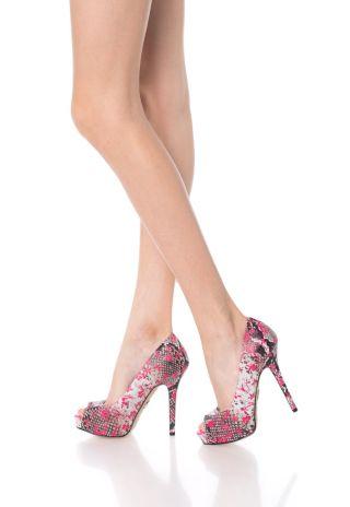 Cumpara Pantofi guess dama eleganti decupati la varf
