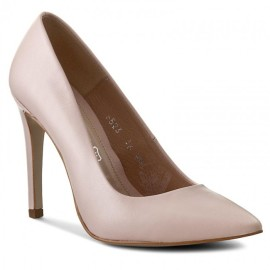 pantofi stiletto din piele geox