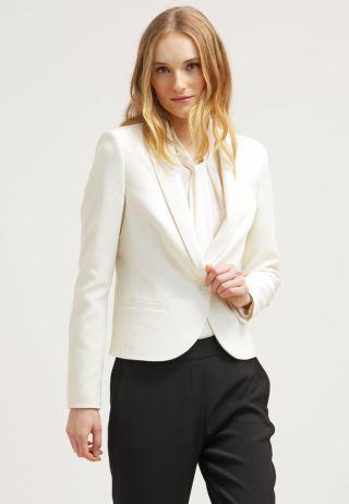 Cumpara Sacou dama alb elegant