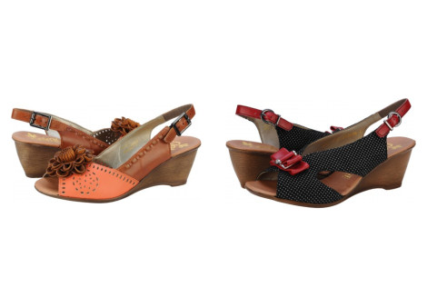 sandale rieker antistress dama